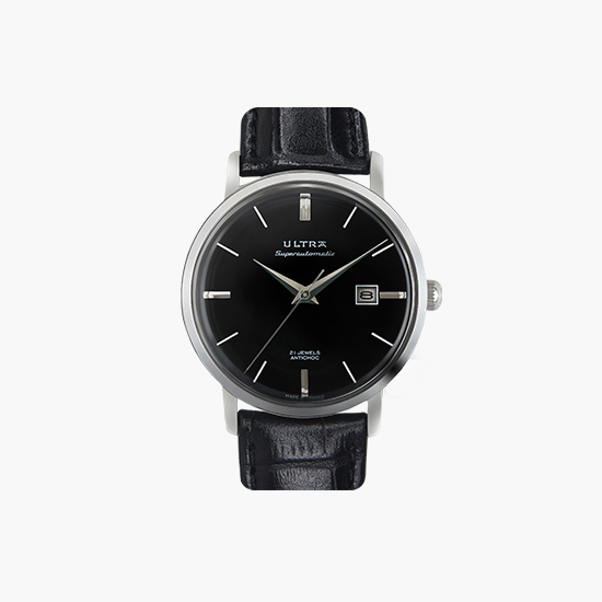 SUPERAUTOMATIC Black sunray US13R1